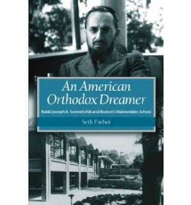 An American Orthodox Dreamer (Hardback)