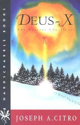 Deus-X: The Reality Conspiracy (Paperback)