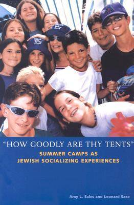 """""""How Goodly Are Thy Tents"""" (Paperback)"""