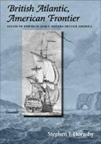British Atlantic, American Frontier (Paperback)