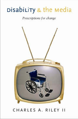 Disability and the Media (Paperback)