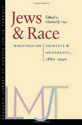 Jews and Race (Paperback)