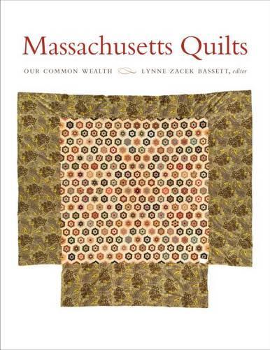 Massachusetts Quilts (Hardback)