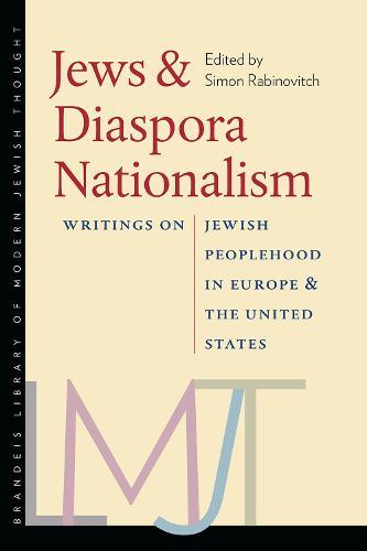 Jews and Diaspora Nationalism (Paperback)