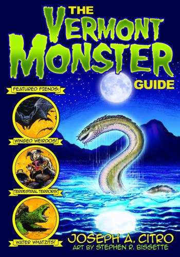 The Vermont Monster Guide (Paperback)