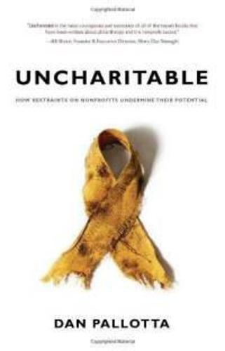 Uncharitable (Paperback)