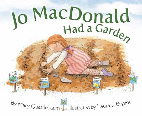 Jo Macdonald Had a Garden (Board book)