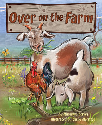 Over on the Farm (Hardback)