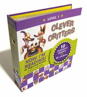 Now I'm Reading! Level 1 Clever Critters (Mixed Vowel Sounds) (Paperback)