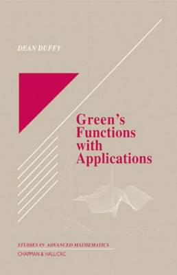 Green's Functions with Applications - Applied Mathematics (Hardback)