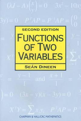 Functions of Two Variables (Paperback)