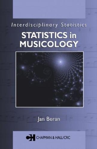 Statistics in Musicology (Hardback)