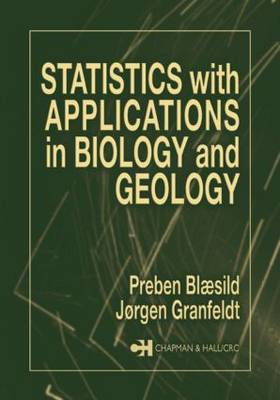 Statistics with Applications in Biology and Geology (Paperback)