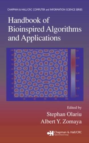 Handbook of Bioinspired Algorithms and Applications - Chapman & Hall/CRC Computer and Information Science Series (Hardback)