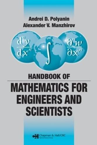 Handbook of Mathematics for Engineers and Scientists (Hardback)