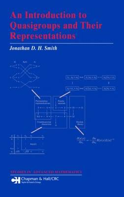 An Introduction to Quasigroups and Their Representations - Studies in Advanced Mathematics (Hardback)