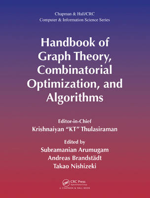 Handbook of Graph Theory, Combinatorial Optimization, and Algorithms - Chapman & Hall/CRC Computer and Information Science Series (Hardback)