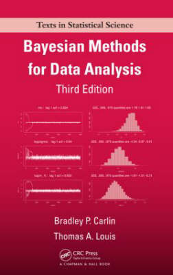 Bayesian Methods for Data Analysis, Third Edition - Chapman & Hall/CRC Texts in Statistical Science (Hardback)