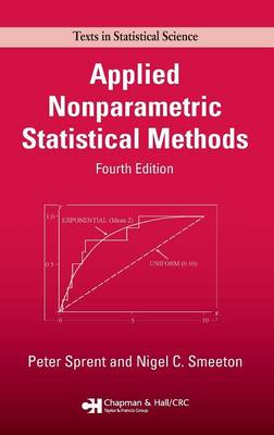 Applied Nonparametric Statistical Methods - Chapman & Hall/CRC Texts in Statistical Science (Hardback)