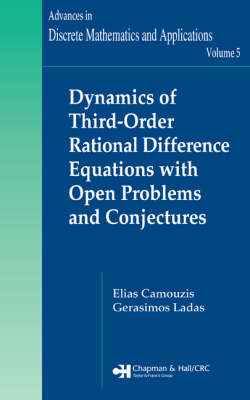 Dynamics of Third-Order Rational Difference Equations with Open Problems and Conjectures (Hardback)