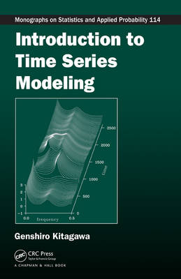 Introduction to Time Series Modeling - Chapman & Hall/CRC Monographs on Statistics and Applied Probability (Hardback)