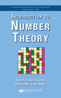 Introduction to Number Theory - Textbooks in Mathematics 41 (Hardback)