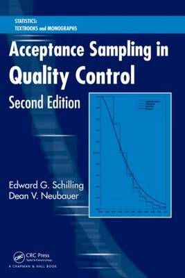 Acceptance Sampling in Quality Control, Second Edition (Hardback)
