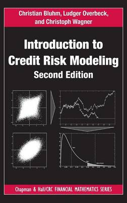 Introduction to Credit Risk Modeling - Chapman & Hall/CRC Financial Mathematics Series (Hardback)