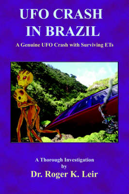 UFO Crash in Brazil (Paperback)