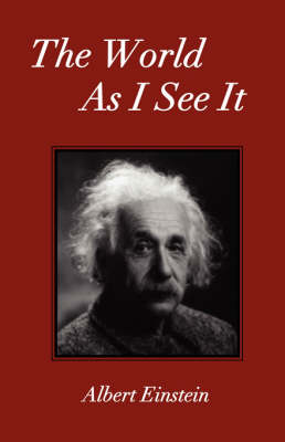The World As I See It (Paperback)