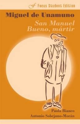 San Manuel Bueno, martir (Paperback)