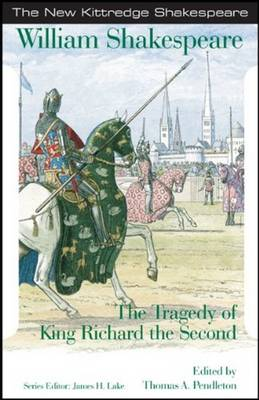 The Tragedy of King Richard the Second (Paperback)
