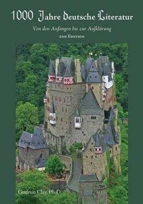 1000 Jahre deutsche Literatur (Paperback)