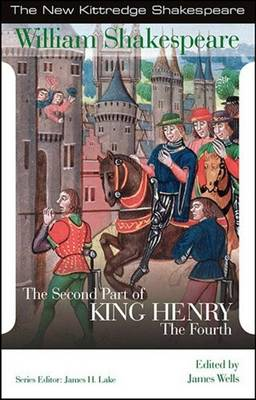 The Second Part of King Henry the Fourth (Paperback)