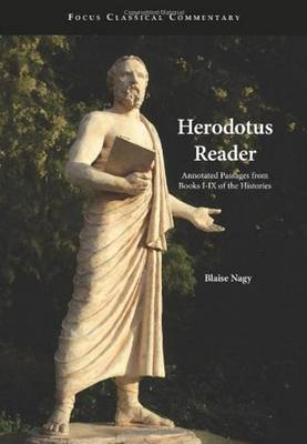 Herodotus Reader: Annotated Passages from Books I-IX of the Histories (Paperback)