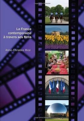 La France contemporaine A travers ses films (Paperback)