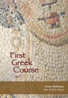 First Greek Course (Paperback)