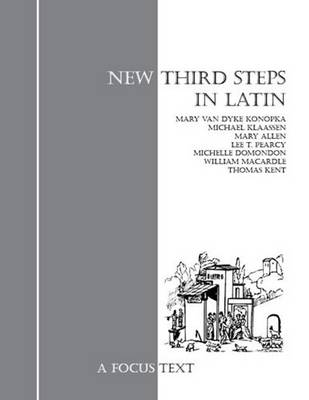New Third Steps In Latin (Spiral bound)