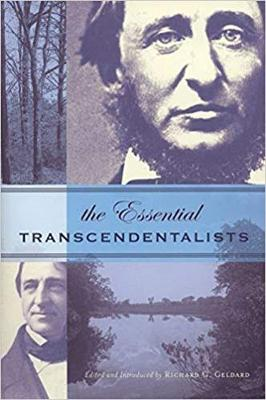 The Essential Transcendentalists (Paperback)