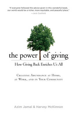 Power of Giving: How Giving Back Enriches Us All (Paperback)