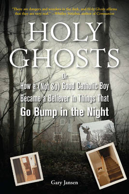 Holy Ghosts: Or How a (Not So) Good Catholic Boy Became a Believer in Things That Go Bump in the Night (Paperback)