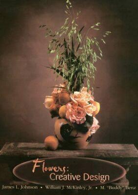 Flowers: Creative Design (Hardback)