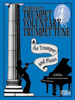 Trumpet Voluntary & Trumpet Tune for Trumpet & Piano (Sheet music)