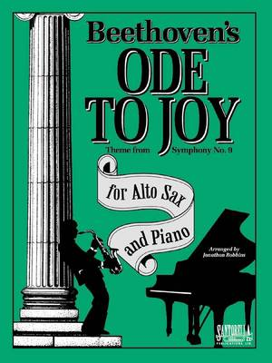 Ode To Joy for Alto Sax & Piano (Sheet music)