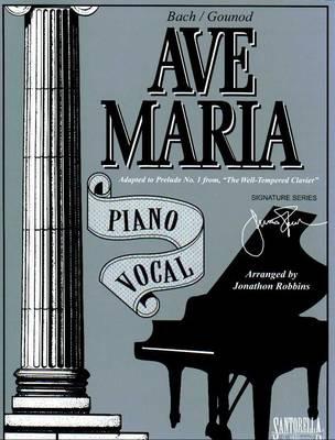 Ave Maria * Bach - Gounod (Sheet music)