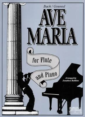 Ave Maria for Flute & Piano * Bach - Gounod (Sheet music)