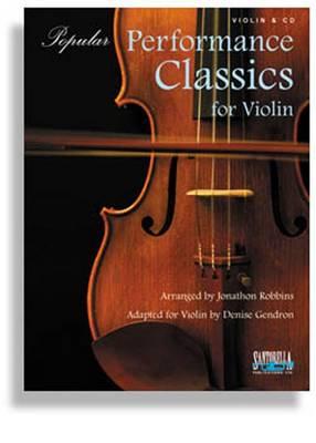 Popular Performance Classics for Violin (Paperback)
