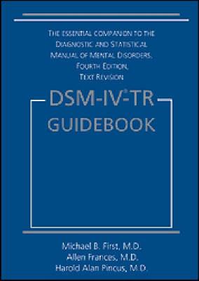 DSM-IV-TR Guidebook (Paperback)