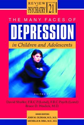 The Many Faces of Depression in Children and Adolescents (Paperback)