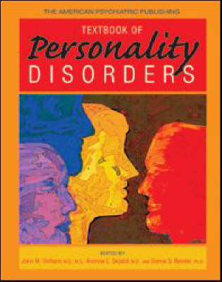 The American Psychiatric Publishing Textbook of Personality Disorders (Hardback)
